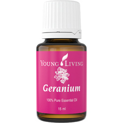Young Living Geranium Essential Oil