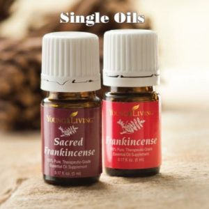 Young Living Single Oils