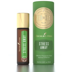 Stress Away Roll-On - 10 ml (CA)