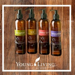 Young Living Massage Oils